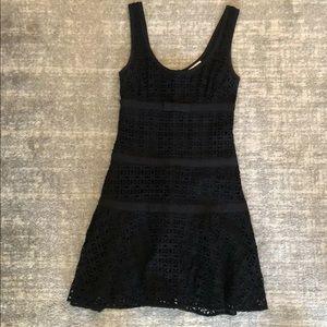 Juicy Couture Lace Dress- Black